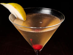Tuscan Pear Martini