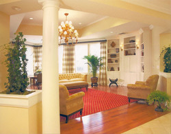 Lobby at Ferncroft
