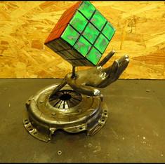 Perfect rubik's cube