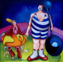 Graziella et M. Muscle