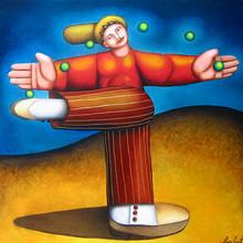 Le jongleur des pierres esprits