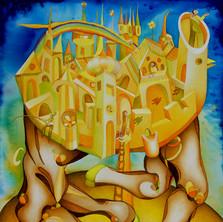 La cité de l'infinie lumière
