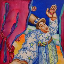 Hector, le jongleur des étoiles.