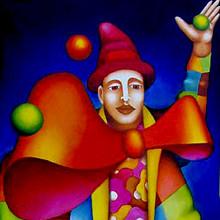 Luka, le jongleur aux mains d'argent