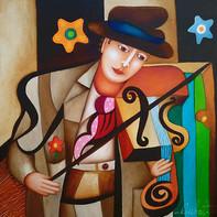Django le violoniste langoureux