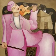 La musique, hommage à Chagall
