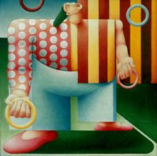 Le jongleur aux anneaux