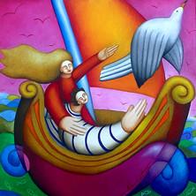 Le bateau Lyre