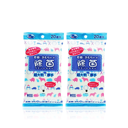 Koyo Kasei - Anti-Bacterial Baby Wipes X2