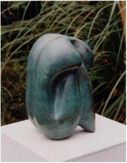 Foetal Blue bronze