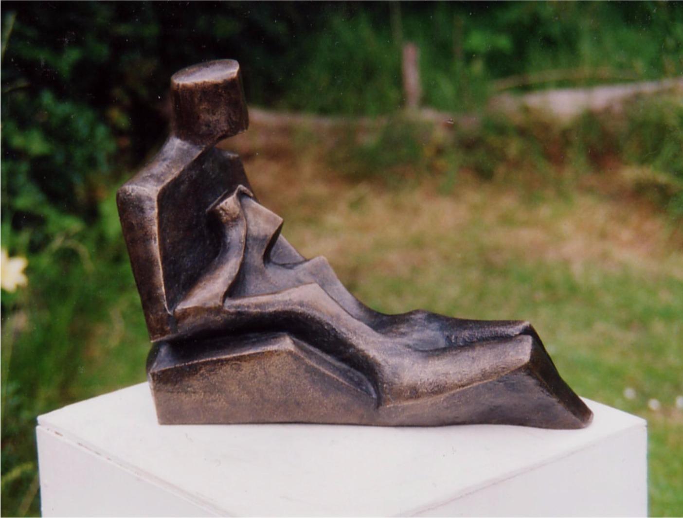 After Langdale bronze