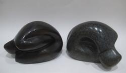 Repose bronze/soapstone