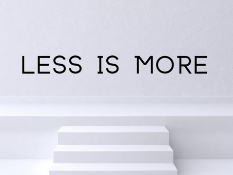 Less is more: when simplicity earns a premium!