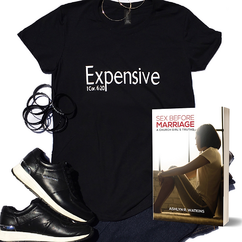 """Expensive"" Book Package"