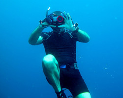Freediving and Photography