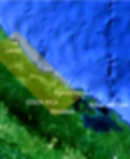 Region from Puerto Viejo to Liimon, Costa Rica