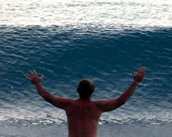 Surrendering to Sea
