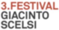 Festival Giacinto Scelsi