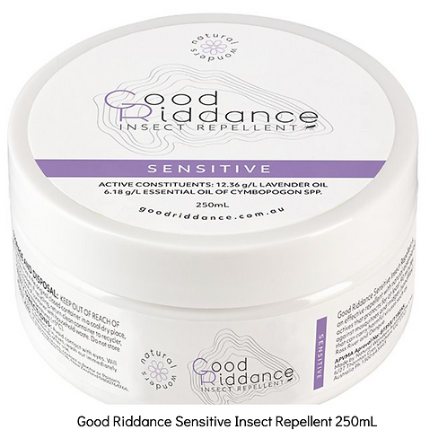 Good Riddance Sensitive 250ml