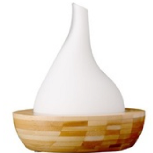 Ionic Diffuser (Glass and Bamboo)