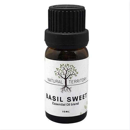 Basil Sweet Essential Oil 10ml