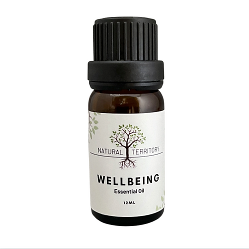 Wellbeing Essential Oil Blend 12ml