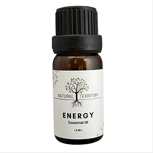 Energy Essential Oil Blend 12ml