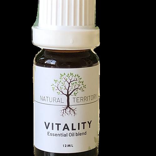 Vitality Essential Oil Blend 12ml
