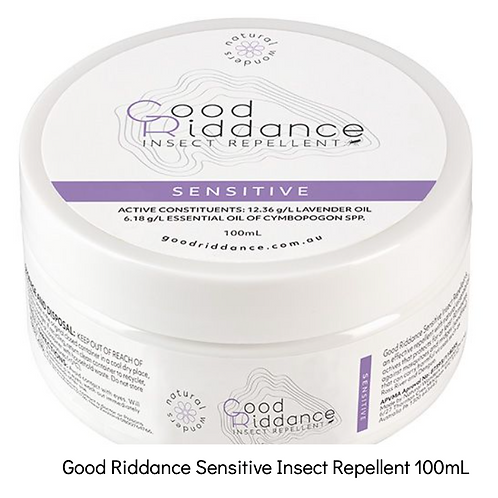Good Riddance Sensitive 100ml