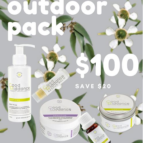Good Riddance Outdoor Pack