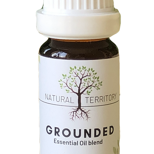 Grounded Essential Oil 12ml