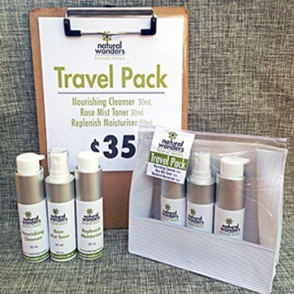 Skincare Travel Pack