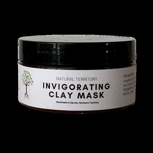 Invigorating Clay Mask 100g