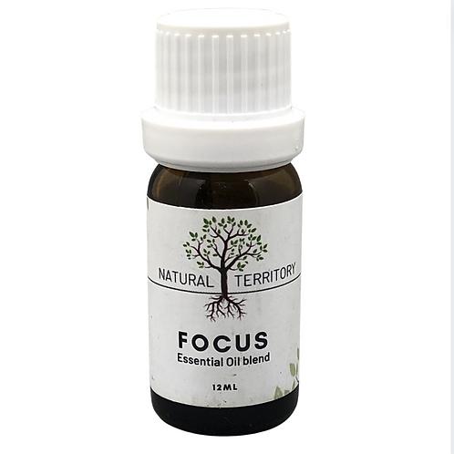 Focus Essential Oil Blend 12ml
