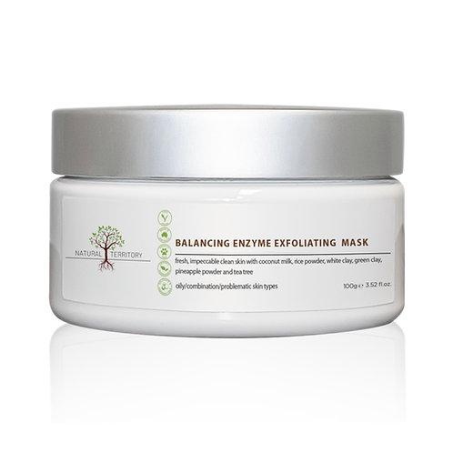 Balancing Enzyme Exfoliation Mask