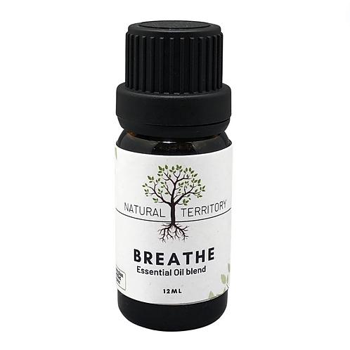 Breathe Essential Oil 12ml