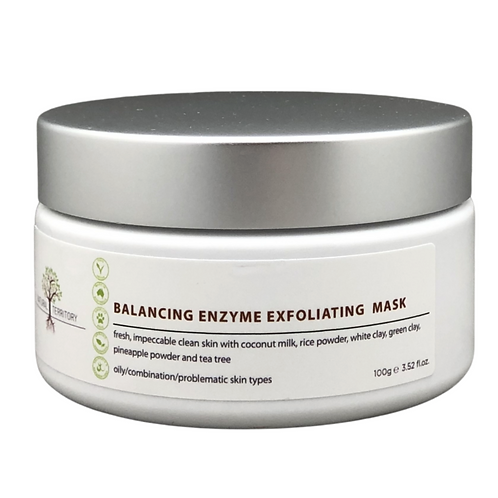 Balancing Enzyme Exfoliation Mask