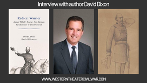 Q&A with Author David Dixon