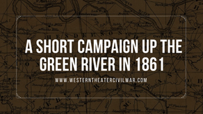 A Short Campaign up the Green River in 1861