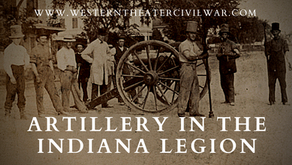 An Indiana Legion Artillery Company