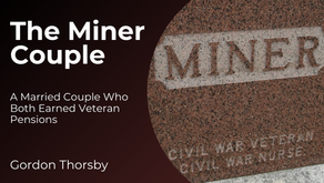 The Miner Couple: Both Earned Veteran Pensions