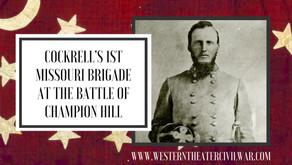 1st Missouri Brigade at Champion Hill