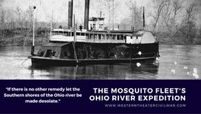 The Mosquito Fleet's Ohio River Expedition
