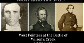 West Pointers at Wilson's Creek