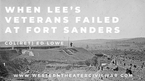 When Lee's Veterans Failed at Fort Sanders