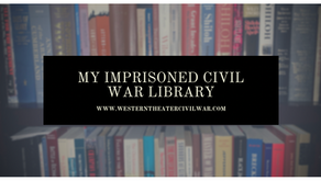 My Imprisoned Civil War Library