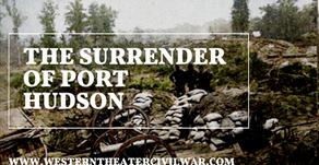 The Surrender of Port Hudson