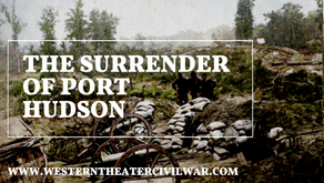 The Surrender of Port Hudson
