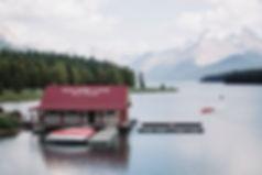 Lake Boat House