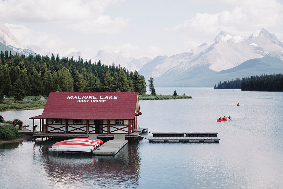 Lake Boat House